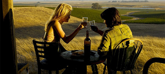 Fotograma de «Entre vinos»