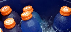 Bebidas isotonicas